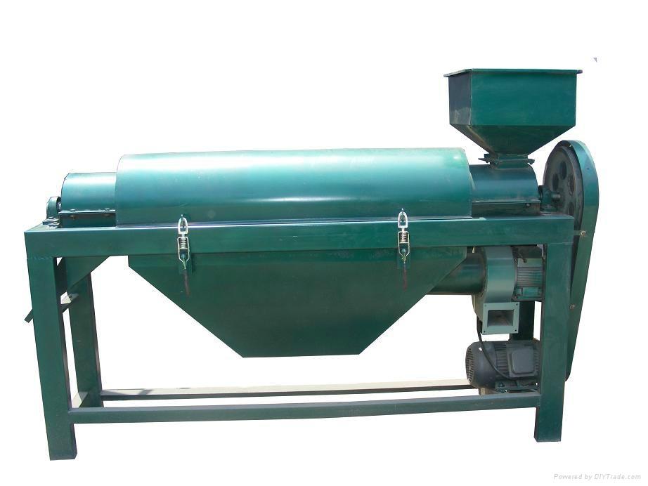 Bean Polishing Machine (agricultural machinery) 1