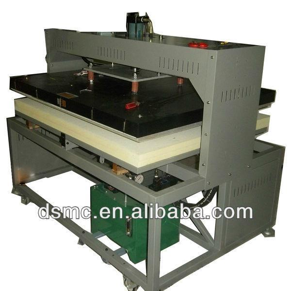 液压双工位转印烫画机 3
