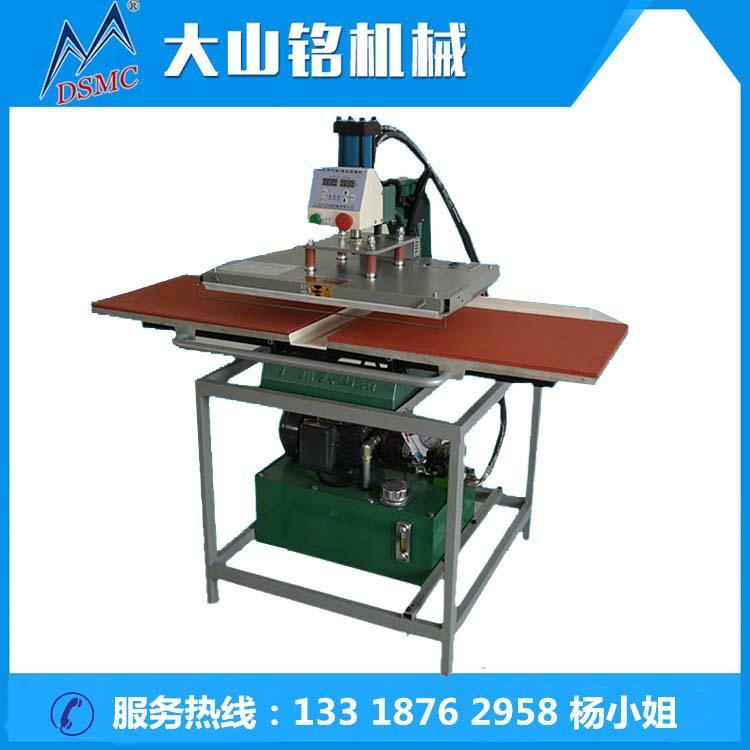 液压双工位转印烫画机 1
