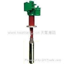 克服齒輪泵氣阻的綠牌潛油泵