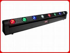 8*8W RGBW Rotatable LED BAR light