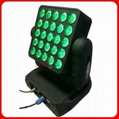 25*12W QUAD Cree LED Array Beam Moving Head