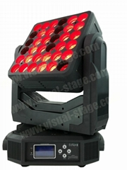 Dazzling Projector 36*15W CREE Matrix LED Moving Heads