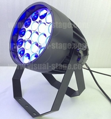 19 x 12W 4 In 1 Zoom LED PAR CAN Light