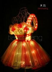 Remote Control Ballet Dance Costume Girls