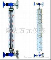 UG玻璃管式液位計水位計透光式