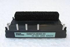 FUJI Power Modules IGBT 6MBP20JB060-03