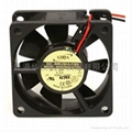 AD0624HB-A70GL DC BRUSHLESS TUBEAXIAL FAN 24 Volt 60X60X25MM for Industrial PC 1