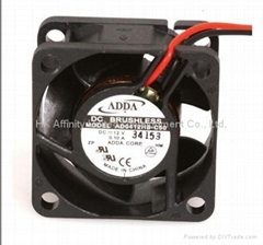 ADDA - AD0412HB-C50 - AXIAL FAN, 40MM, 12VDC, 100mA for Mocro Projector