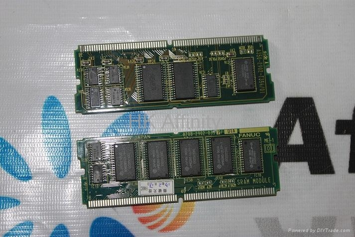 GE Fanuc MODULE S-RAM A20B-2902-0352 A20B-2902-0352/01A for 4