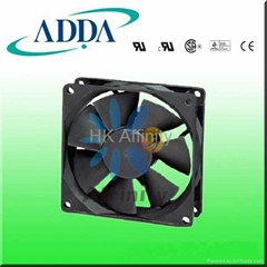 ADDA - AD1212HB-F51 - AXIAL FAN, 120MM 12VDC, 105.461CFM, 46.7DBA