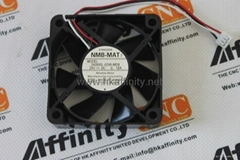 NMB 2406RL-05W-M59 60mm x 15mm 6015 24V 0.18A DC BRUSHLESS Fan 3-pin