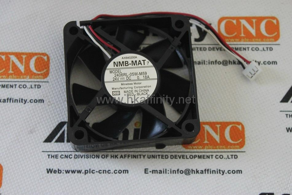 NMB 2406RL-05W-M59 60mm x 15mm 6015 24V 0.18A DC BRUSHLESS F 3