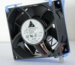 Delta AFC0912DE with DC 12V Cooling fan  92 x 38 mm