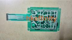 New FANUC A02B-0281-C120#MBR Membrane keypad
