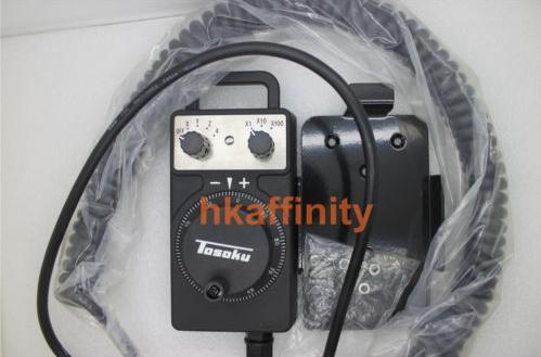Tosoku HC121 4axis Manual Pulse Generator - Electronic Handwheel For Mitsubishi
