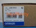 New OMRON CPU U