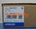 New OMRON CPU Unit CJ2M-CPU12 CJ2MCPU12 Free shipping