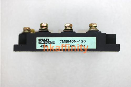FUJI Fanuc 7MBI40N-120 IGBT Module 40A 1200V 1