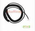 MPG Cable 1.5 Meter 25 Wire Manual Pulse Generator Spiral Cable