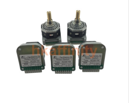 NEW AC09-RX FUJI Electric FA Rotary Switch For MPG