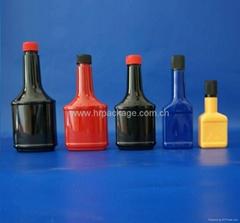 汽车养护用品塑料瓶