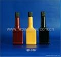 汽车养护用品塑料瓶 2