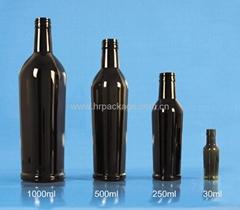 高质量橄榄油塑料包装瓶
