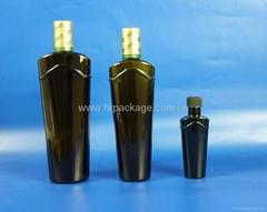 高質量油品塑料包裝瓶