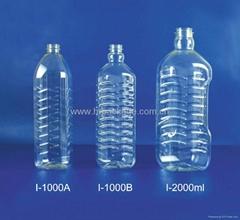 High Quality Edible Oil Plastic Packing Bottles