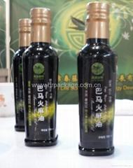 Oil Packing Plastic Bott