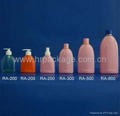 PET材质塑料喷头瓶