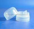 Plastic Backflow Cap/Lid with Measure