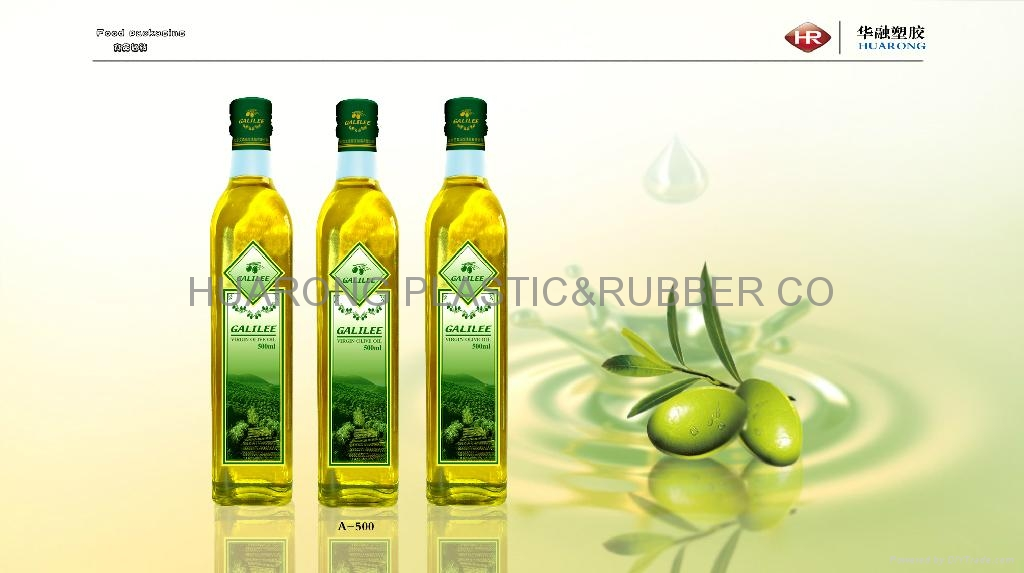 High Quality Olive Oil Packing Bottles 3