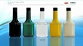 Fuel Additive Plastic Bottle 3