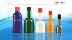 Engine Oil Plastic Bottle