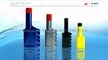 Plastic Bottle for Polish treatment