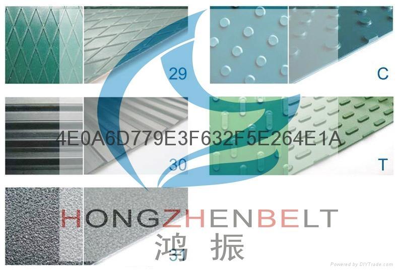 PVC PU工业皮带 4