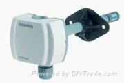 西門子風管溫濕度傳感器QFM2160