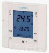 西门子风机盘管温控器 1