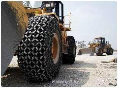 ZL50加厚型轮胎保护链