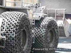 1200-24装载机轮胎保护链