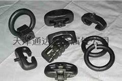 轮胎保护链修复件
