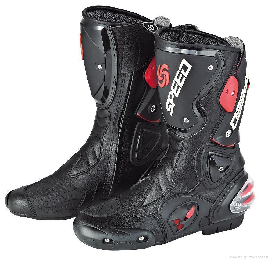 摩托車靴 1