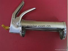 Stainless Steel Sauce Gun