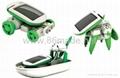 太陽能6合1玩具套裝 1
