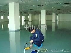 中山环氧防静电自流平地坪