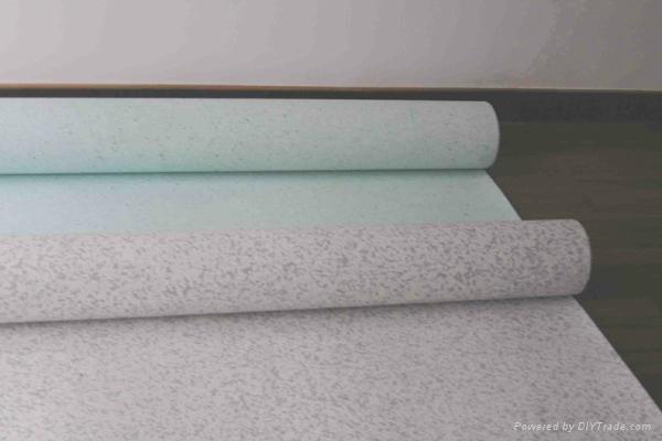 中山防静电PVC卷材地板 1
