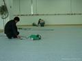 中山防静电PVC卷材地板 2