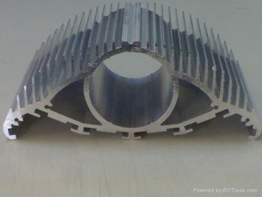 散热器型材 4